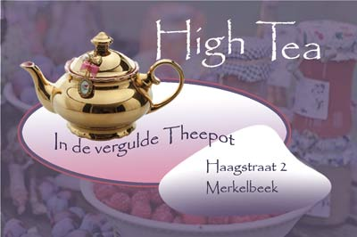 In de Vergulde Theepot