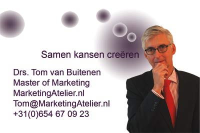 MarketingAtelier voor innovatieve marketing