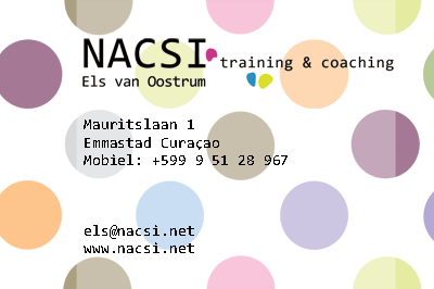 NACSI, training en coaching, Curaçao